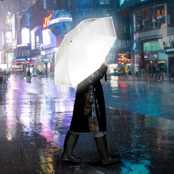 Hi Reflective Umbrella