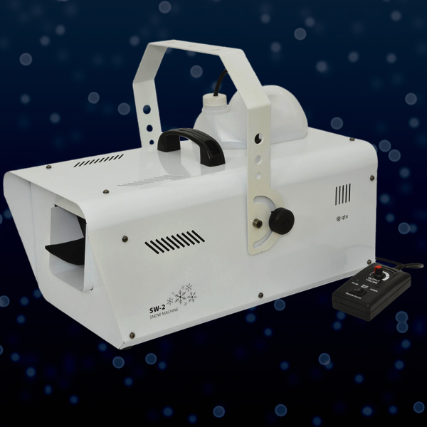 High Output Snow Machine 1200w 160565