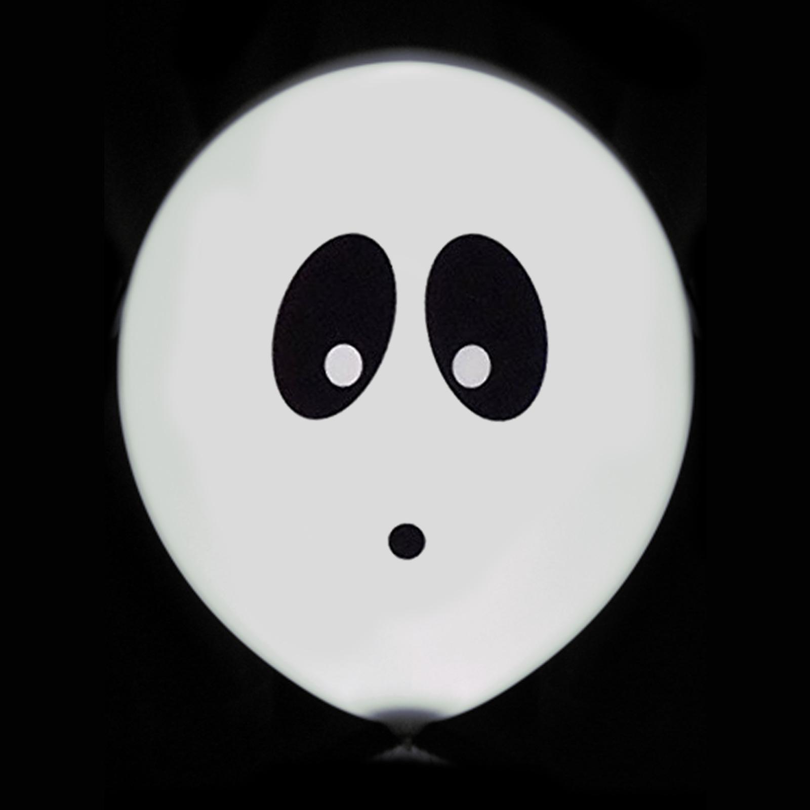 Illoom Light Up Halloween Balloons 5 Pack