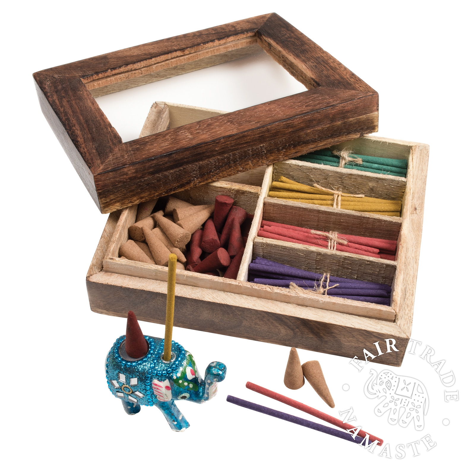 Click to view product details and reviews for Incense Gift Set Namaste Scents.