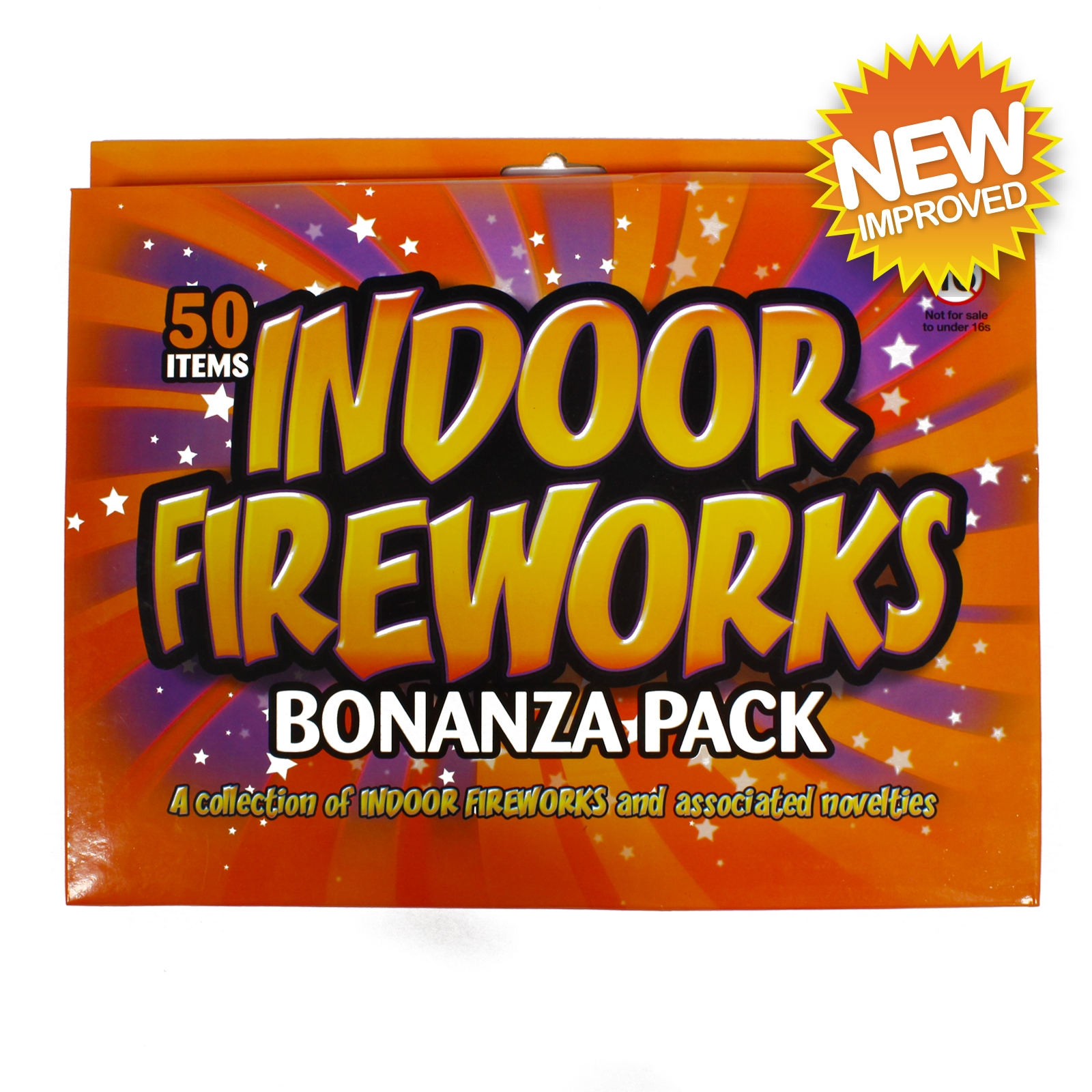 Click to view product details and reviews for Indoor Fireworks 50 Pack.