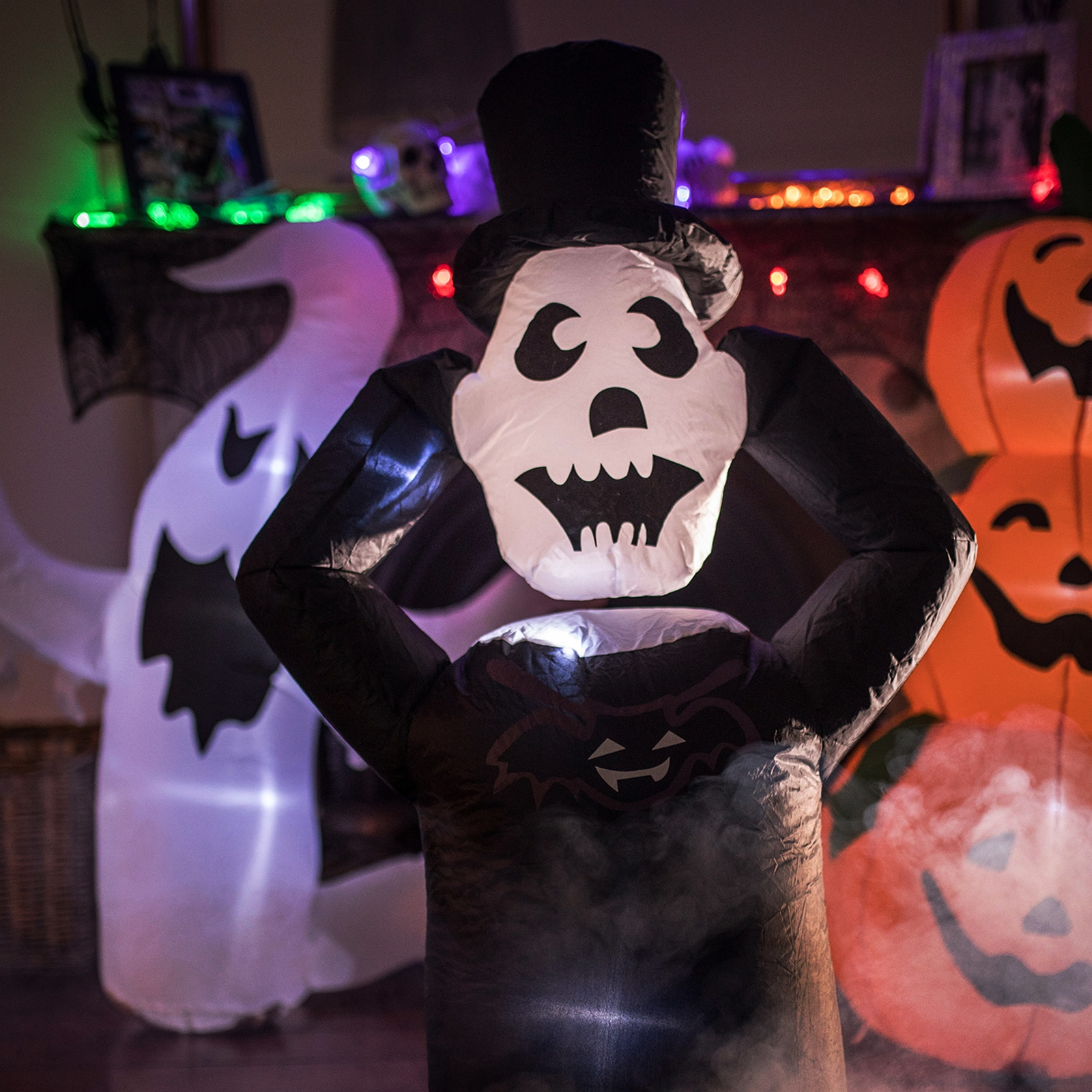 Click to view product details and reviews for Inflatable Headless Ghoul.