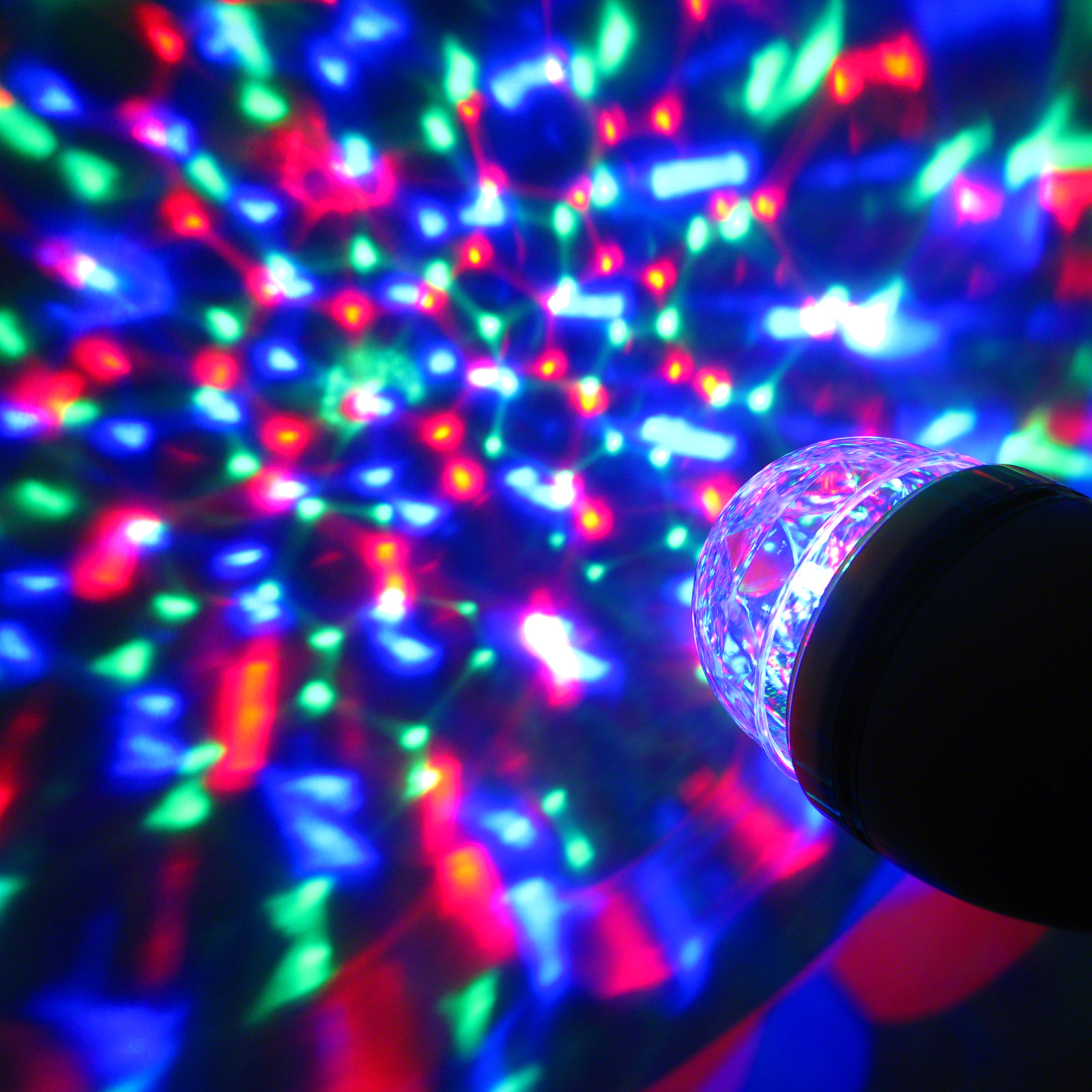 Click to view product details and reviews for Kaleidoscopic Party Bulb.