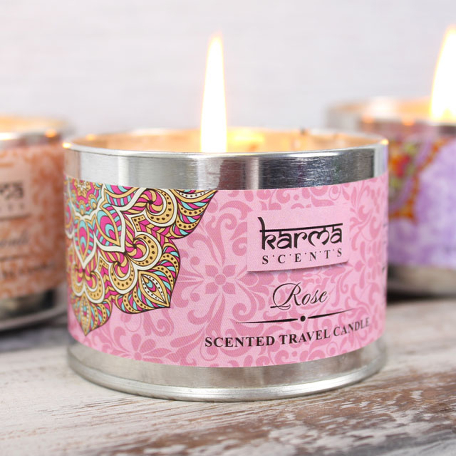 Karma Scents 6pk Candles