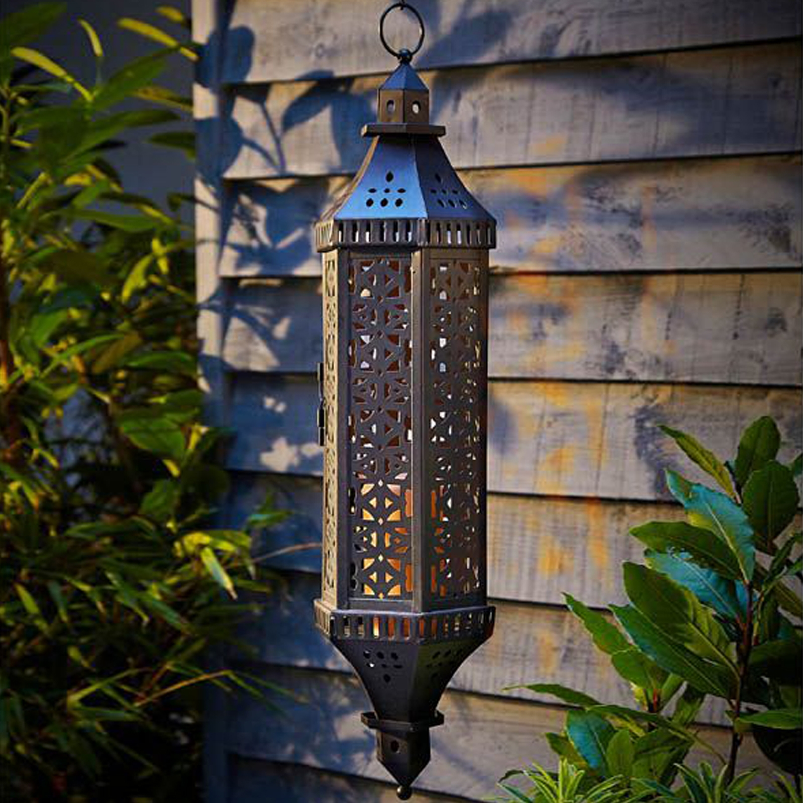 Click to view product details and reviews for Kasbah Hanging Lantern.