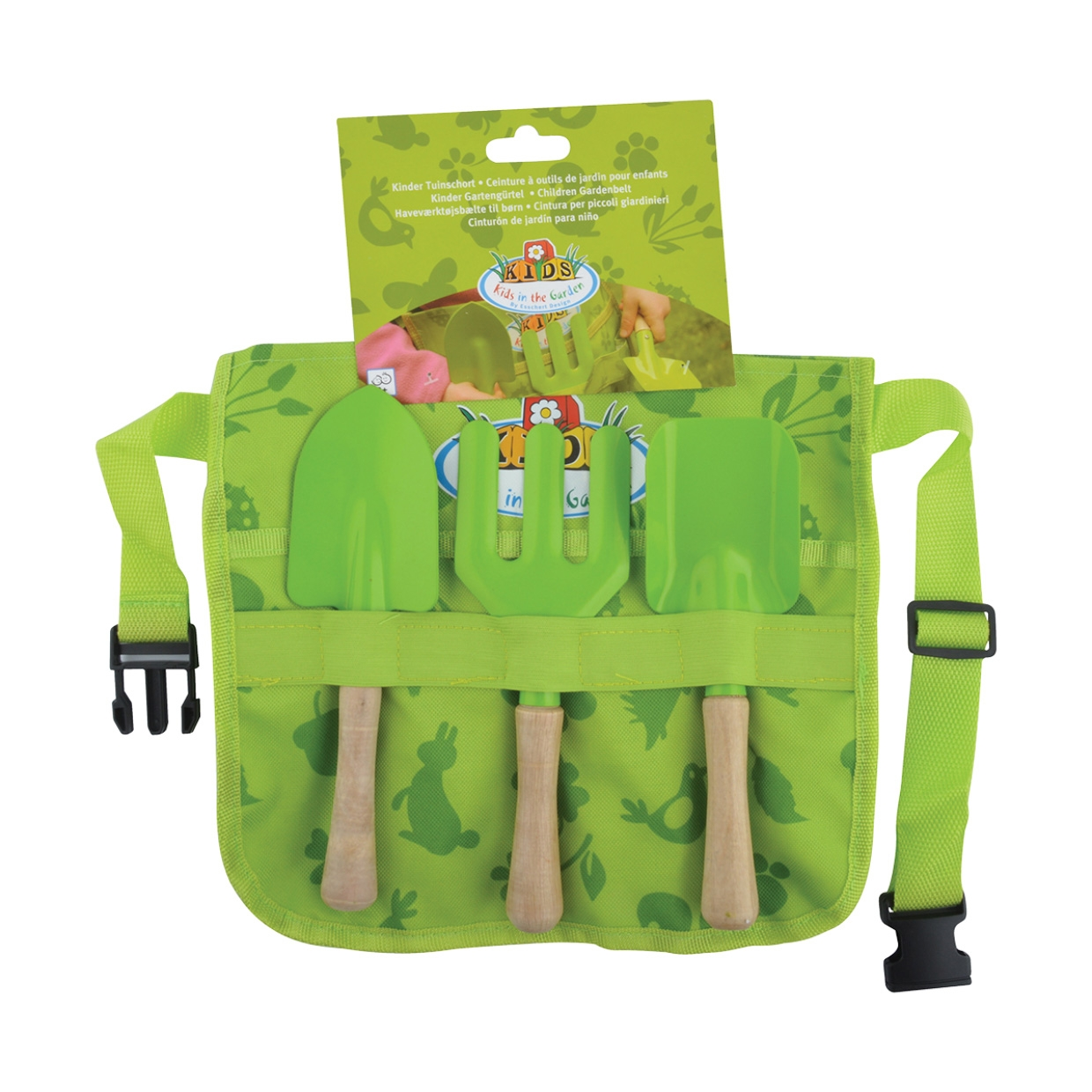 Click to view product details and reviews for Kids Garden Tools With Belt.