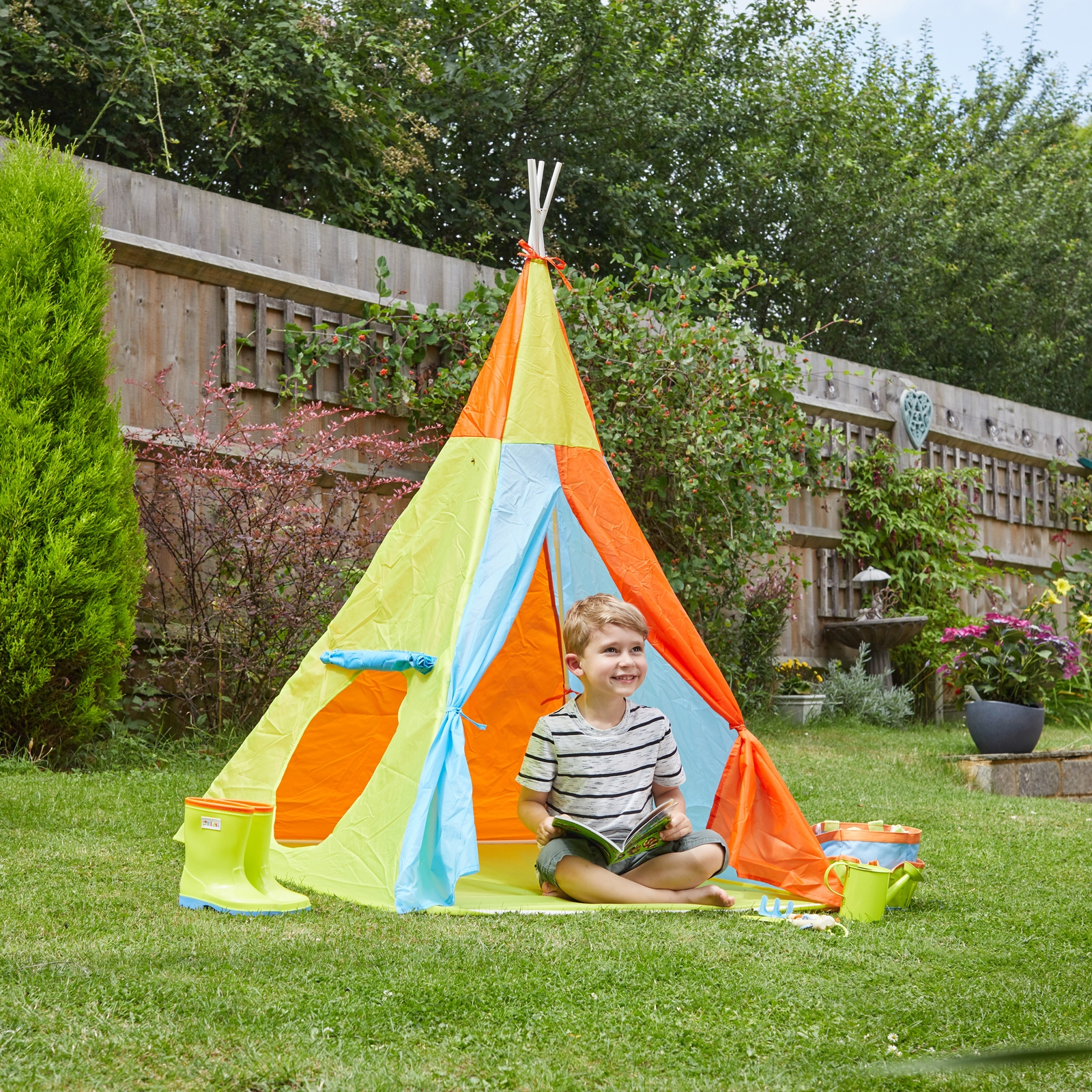 Click to view product details and reviews for Kids Teepee.