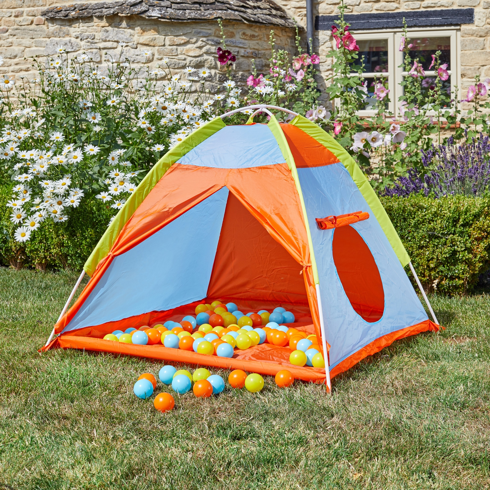 Click to view product details and reviews for Kids Play Tent And 100 Balls.