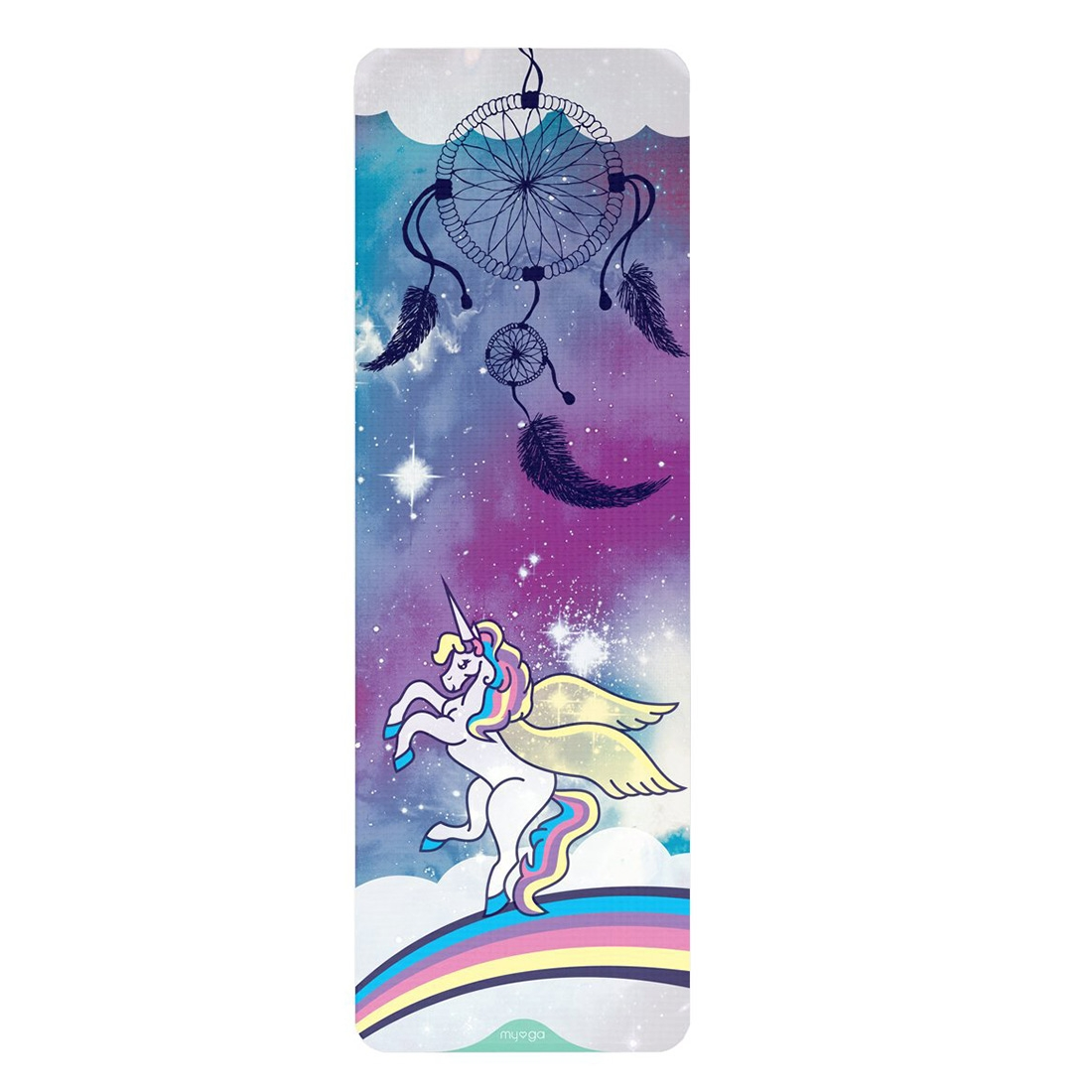 Click to view product details and reviews for Kids Unicorn Yoga Mat.