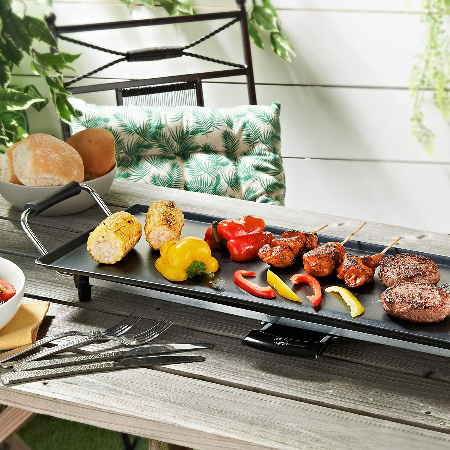 Click to view product details and reviews for Large Teppanyaki Grill.