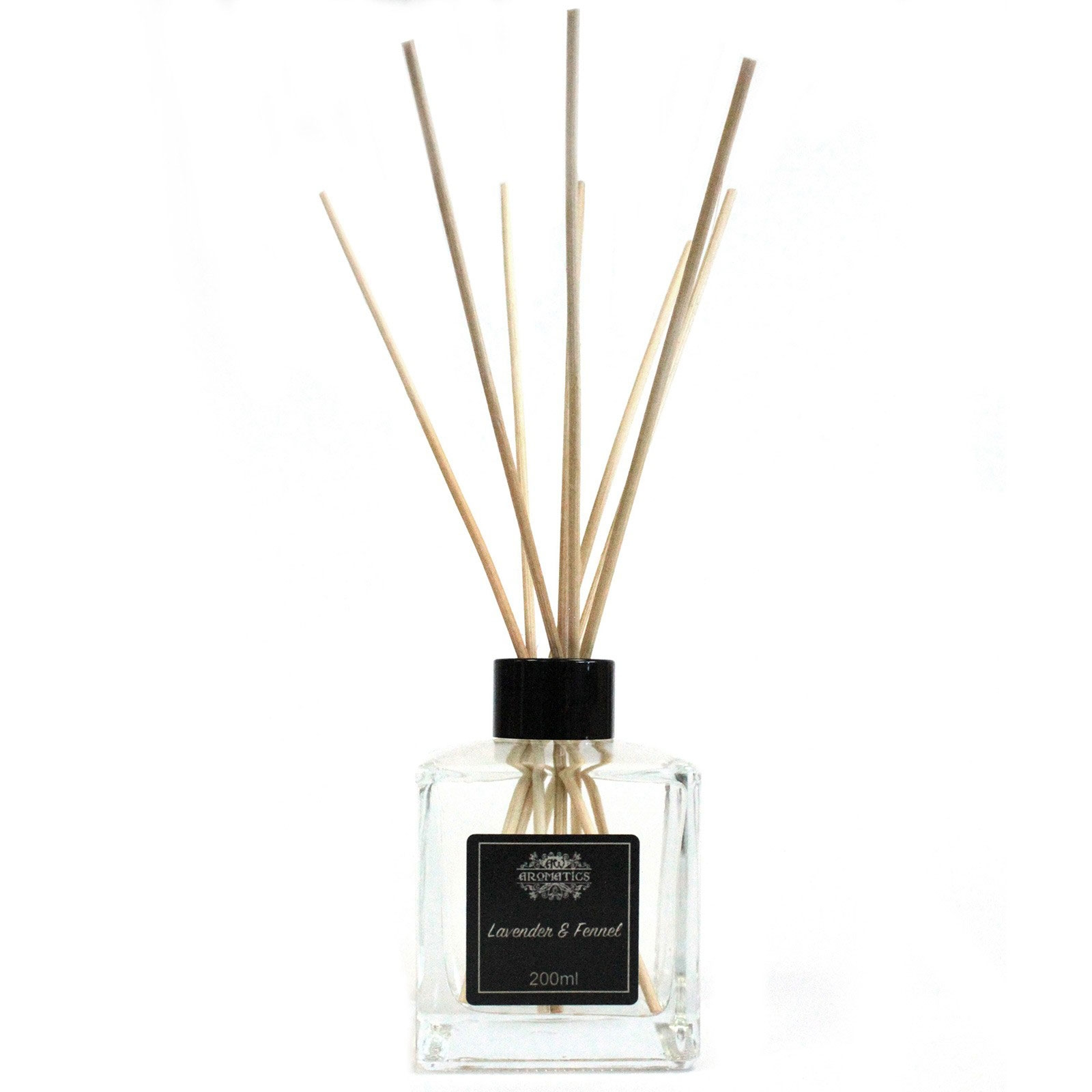 Lavender And Fennel Reed Diffuser 200ml