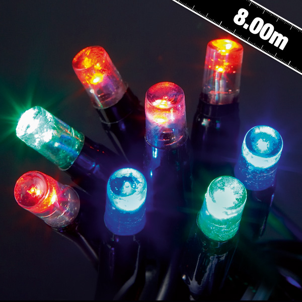 Click to view product details and reviews for Multi Coloured Led Connector Lights.