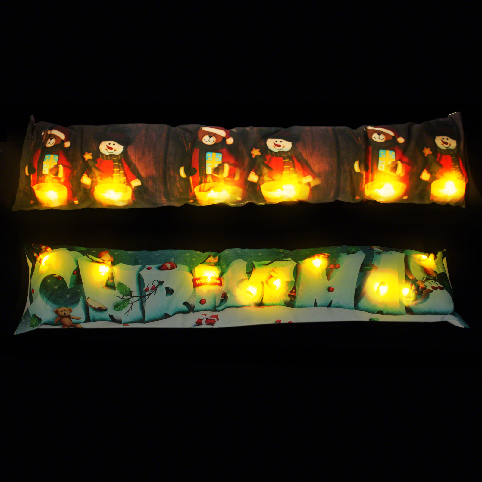 LED Draught Excluder