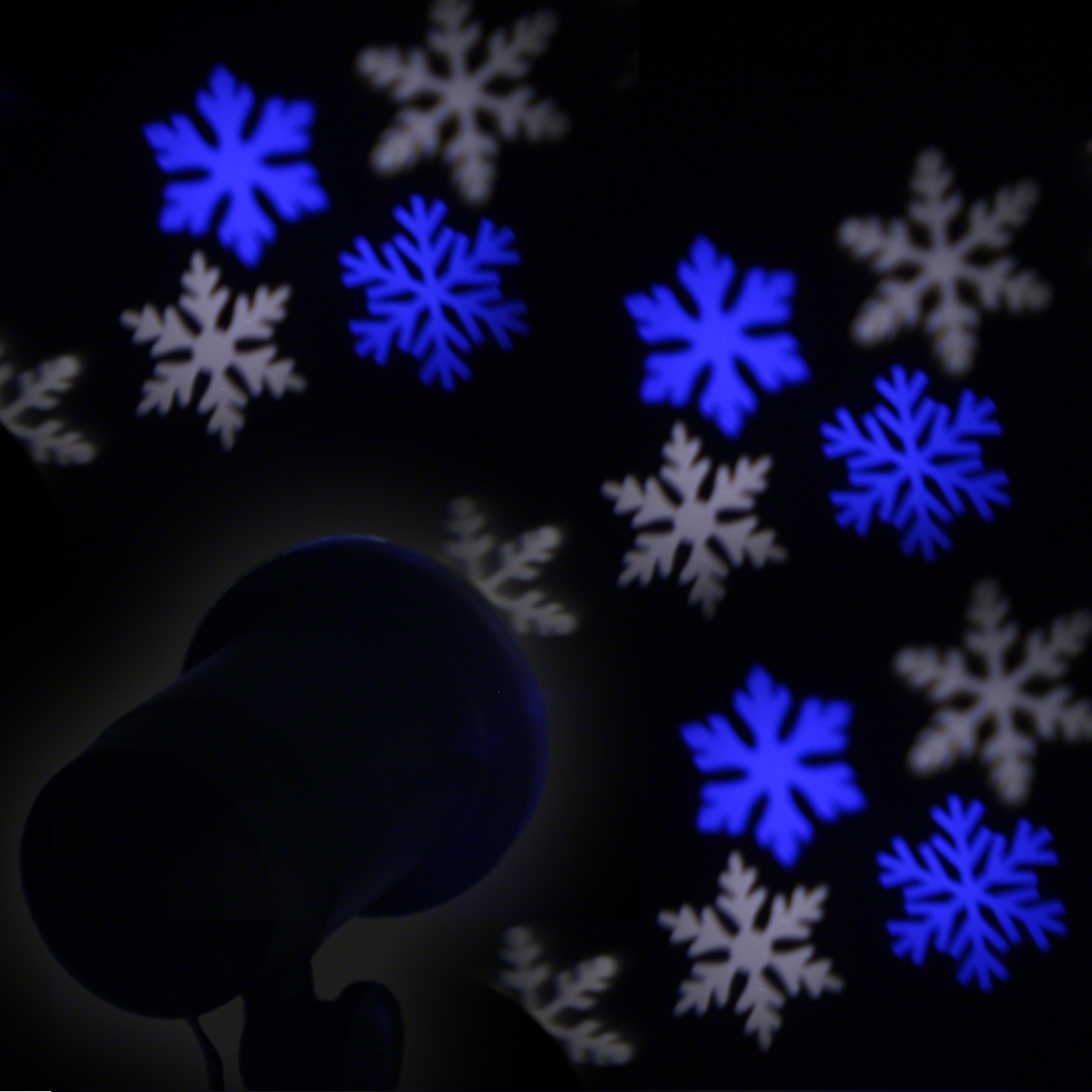 Click to view product details and reviews for Led Snowflake Projector.