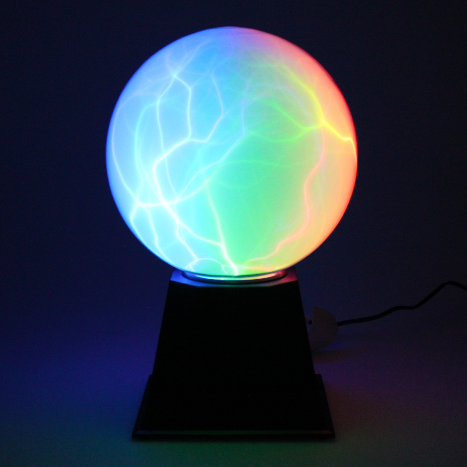 Click to view product details and reviews for 6 Lightning Plasma Ball.