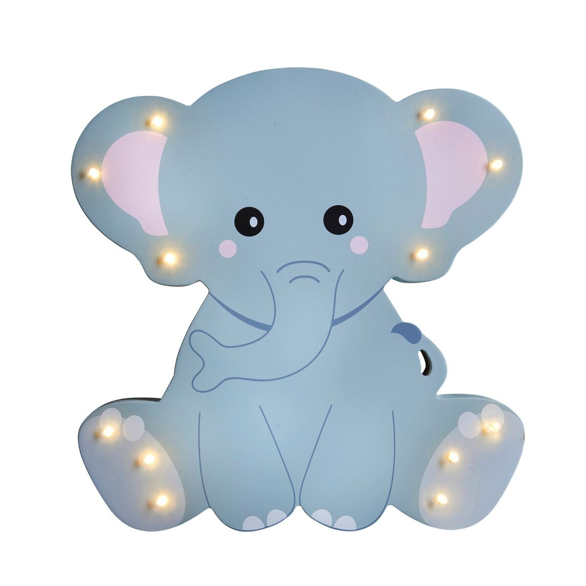 Click to view product details and reviews for Light Up Ellie Decoration.