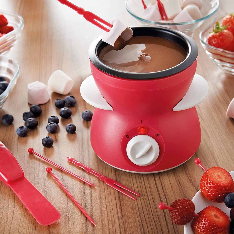 Melting Chocolate Pot