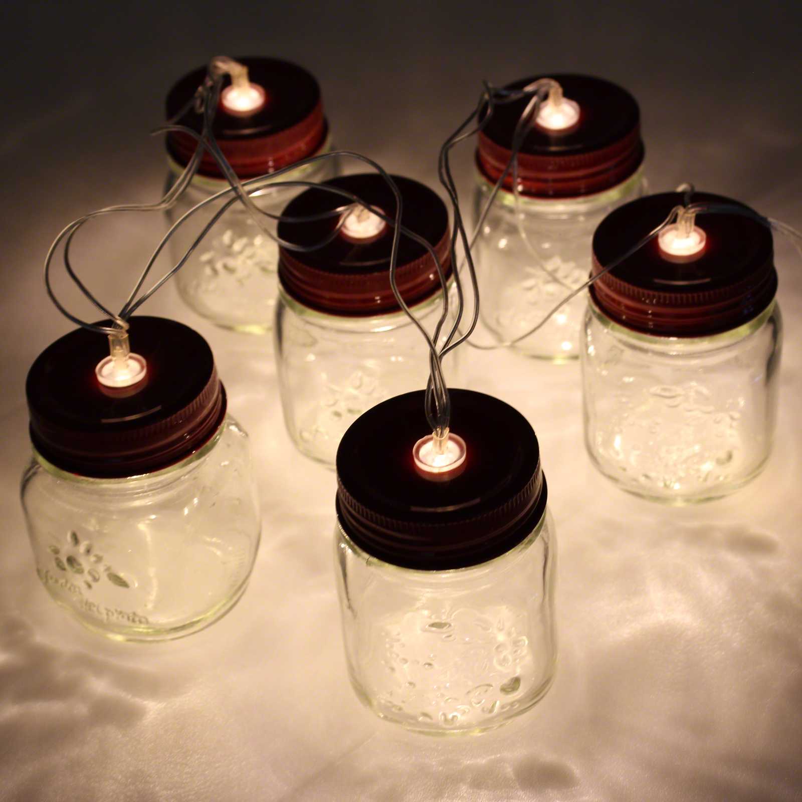 Click to view product details and reviews for Mini Mason Jar Fairy Lights.
