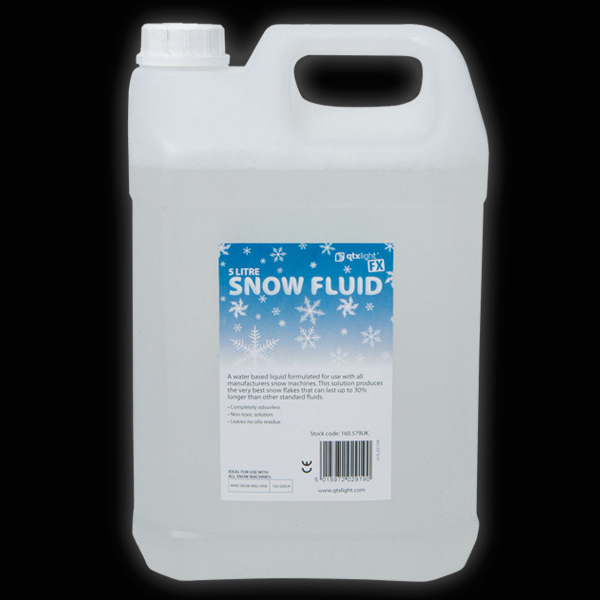 Click to view product details and reviews for Snow Fluid 5 Litre.