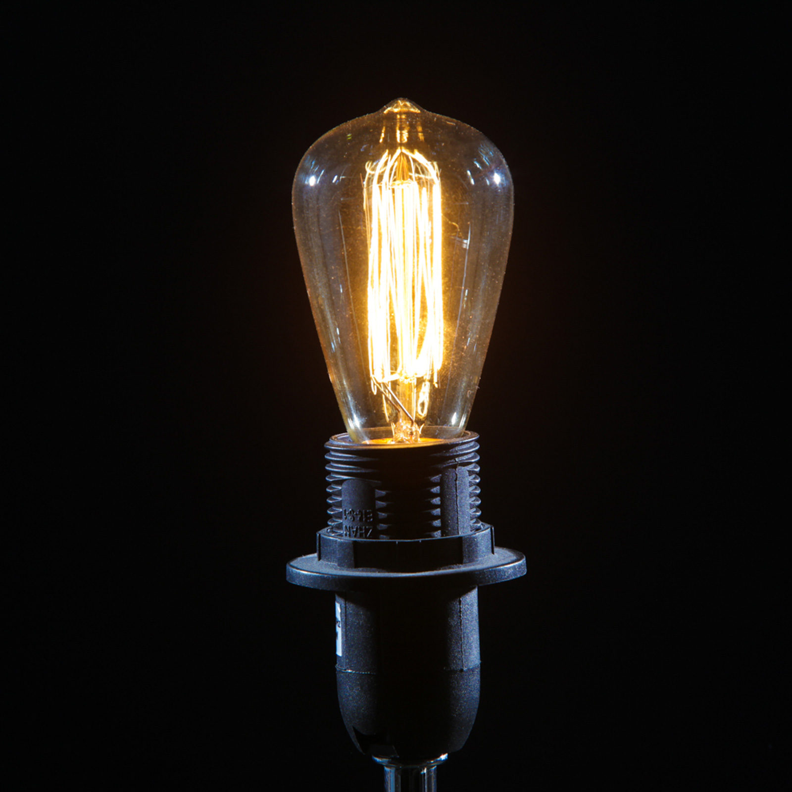 Click to view product details and reviews for Mini Squirrel Teardrop 25w Bulb.