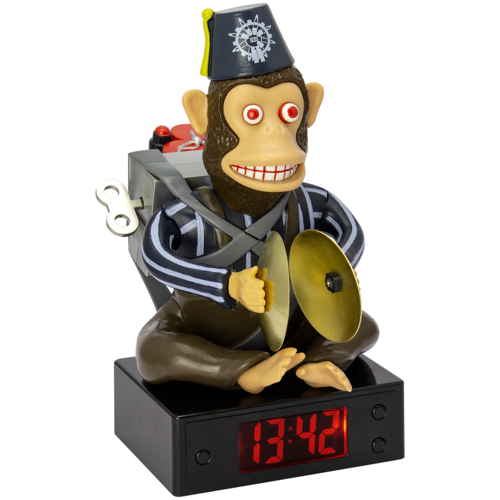 Monkey Bomb Alarm Clock