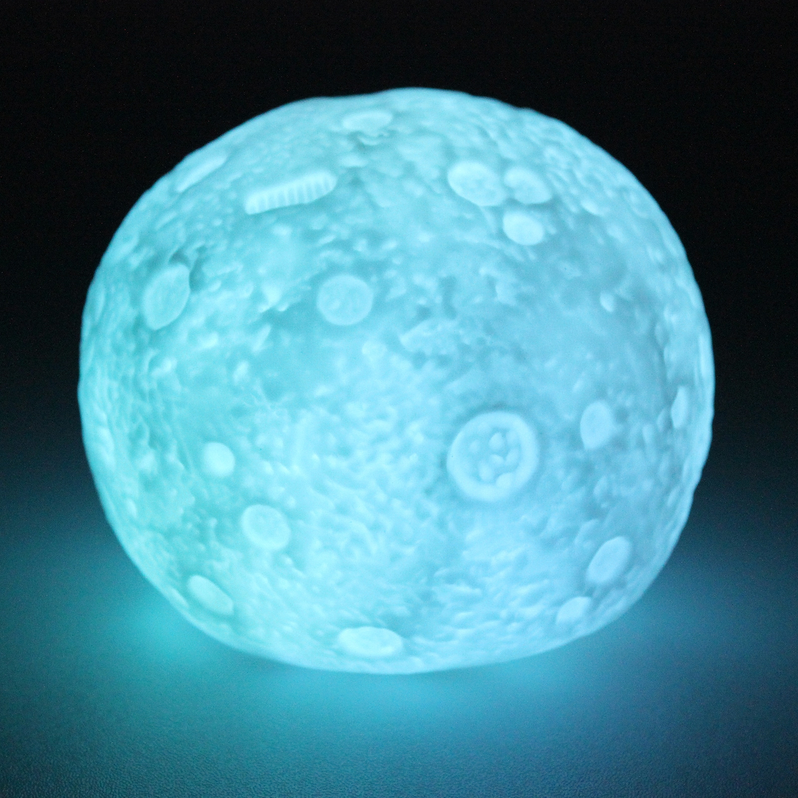 Click to view product details and reviews for Colour Change Moon Lamp.