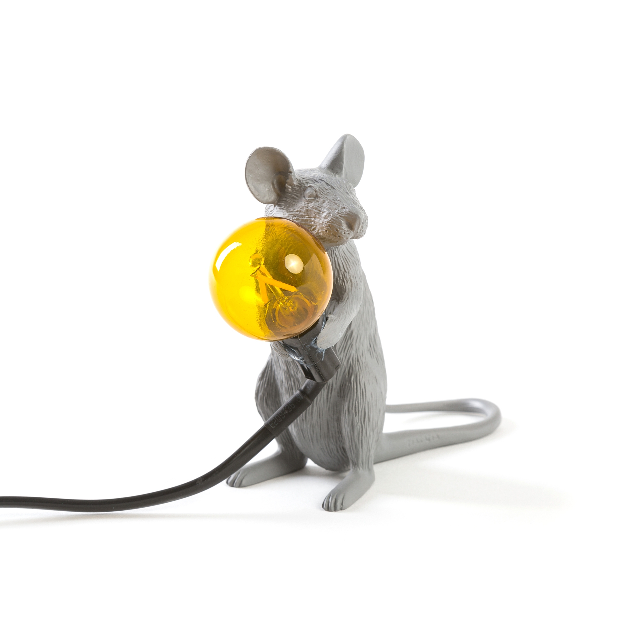 Click to view product details and reviews for Seletti Mouse Lamp Replacement Bulb Yellow.