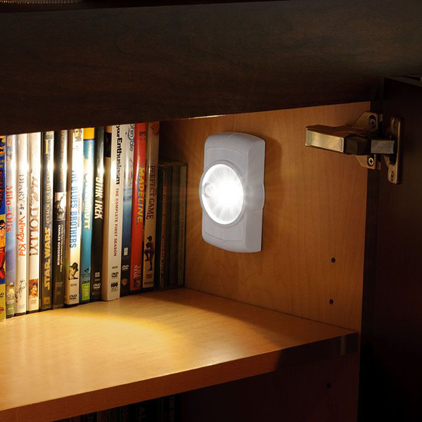 Click to view product details and reviews for Mr Beam Pir Cabinet Light 2 Pack.