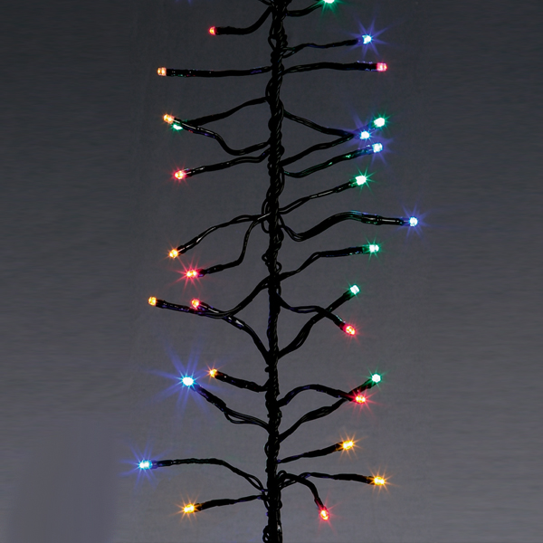 Click to view product details and reviews for 192 Led Cluster String Lights.