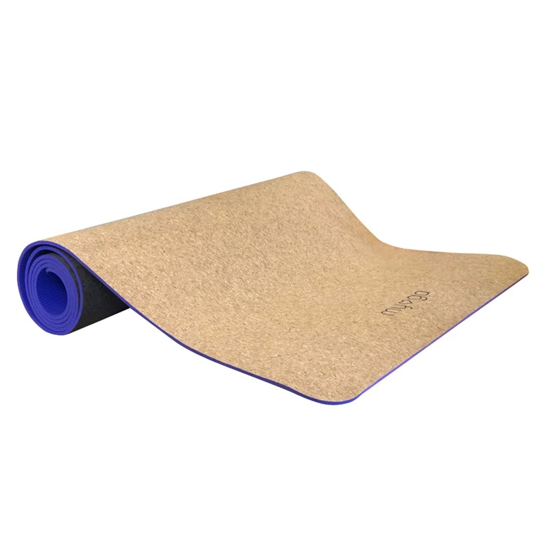 Click to view product details and reviews for Natural Eco Cork Yoga Mat.
