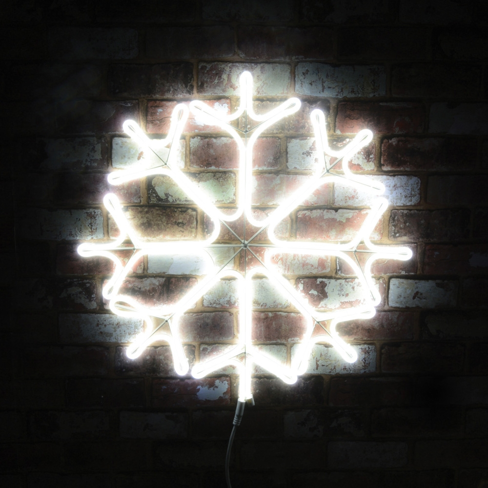 Click to view product details and reviews for Neon Led Snowflake.