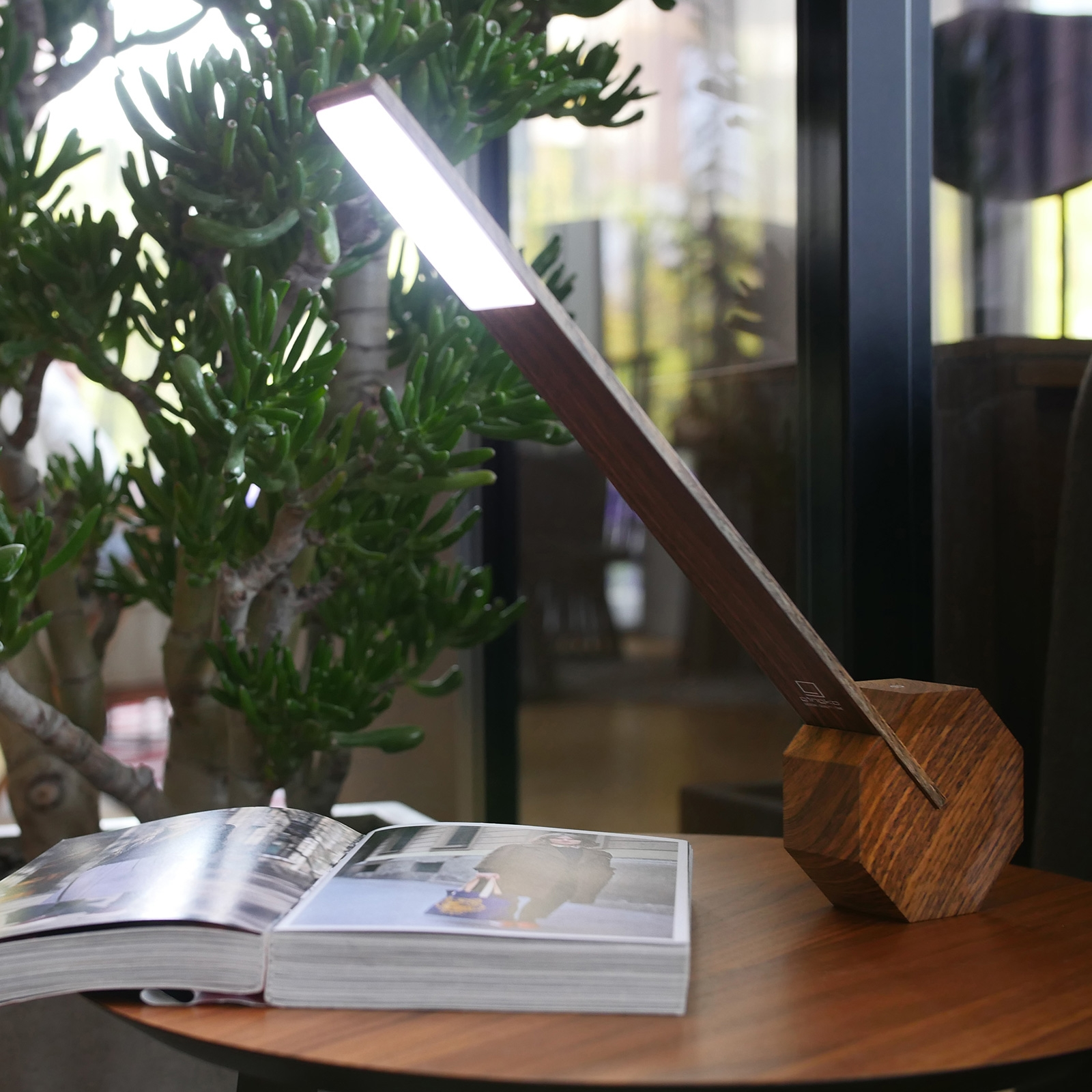 Click to view product details and reviews for Gingko Octagon One Rechargeable Desk Light.