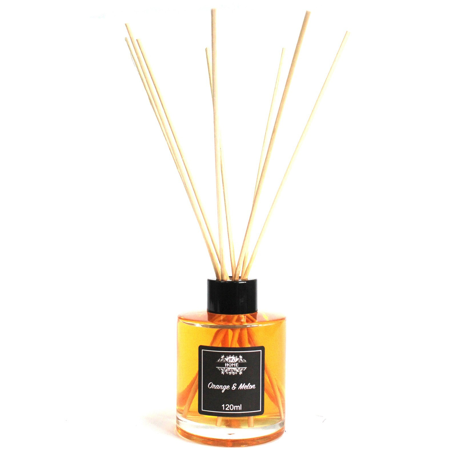 Click to view product details and reviews for Orange And Melon Reed Diffuser 120ml.