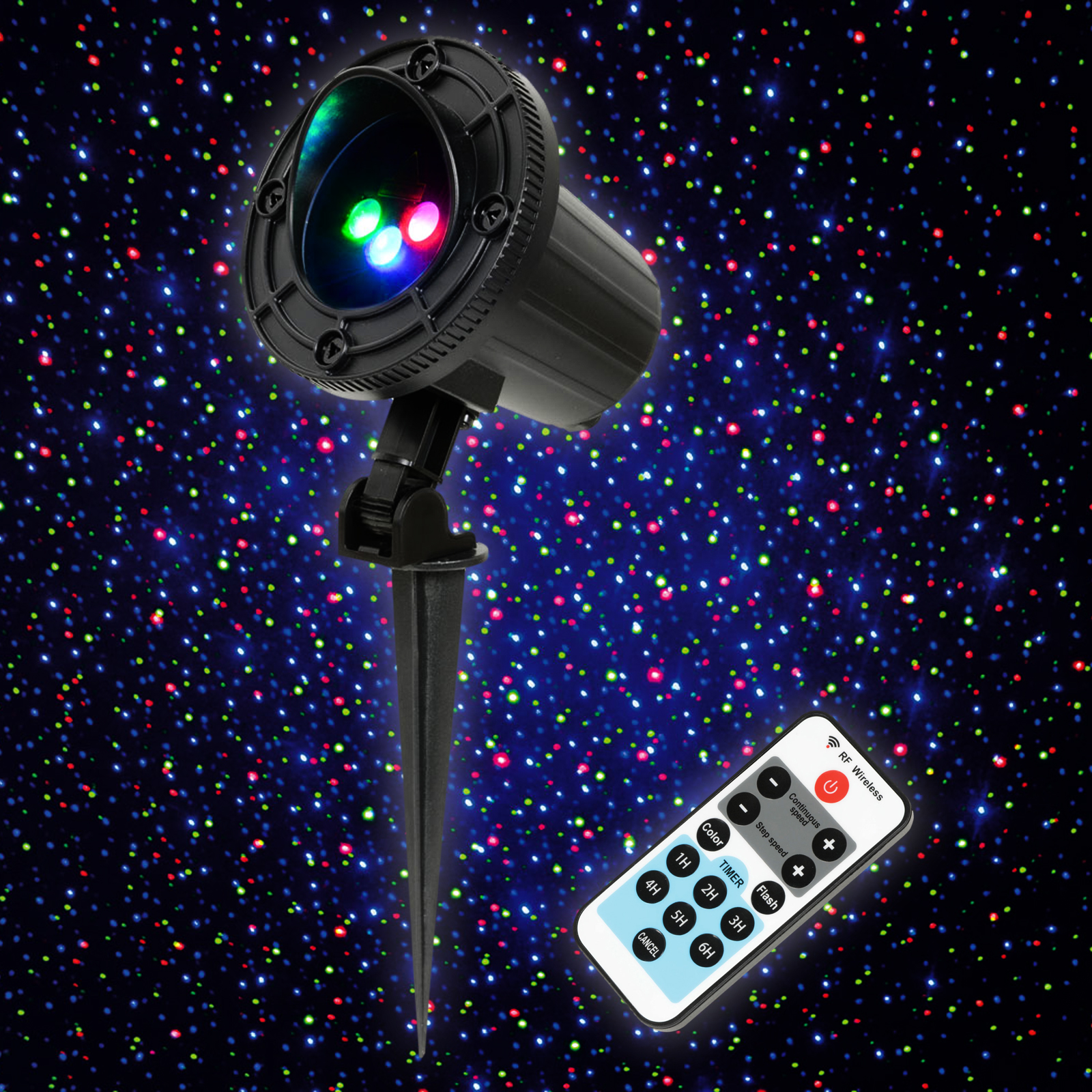 Click to view product details and reviews for Outdoor Laser Firefly Rgb 152773.