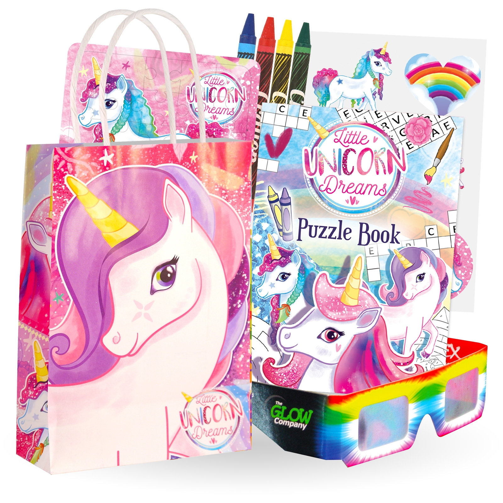 Click to view product details and reviews for Unicorn Party Bag Pack 12 Pack.