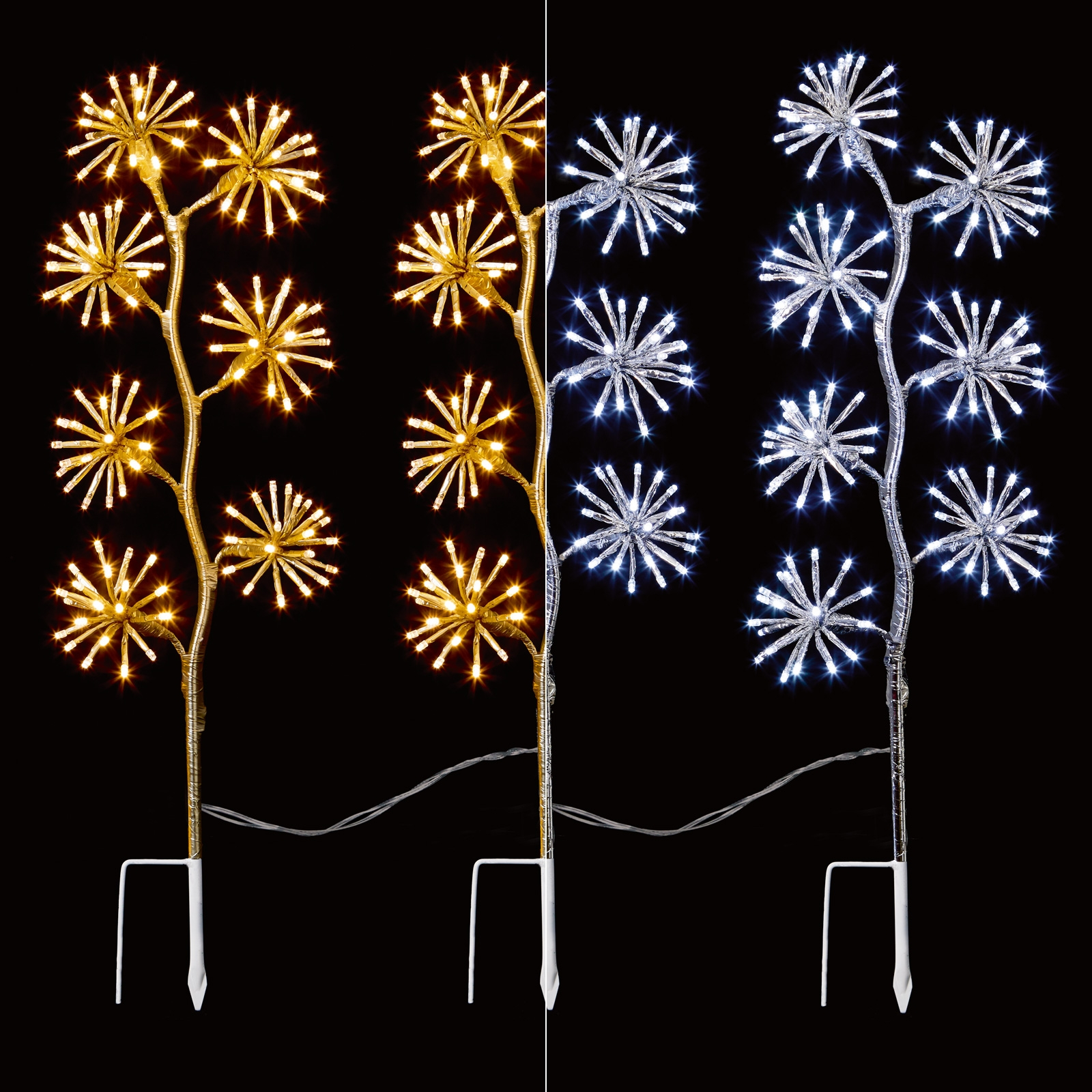Click to view product details and reviews for 3 Starburst Path Lights.