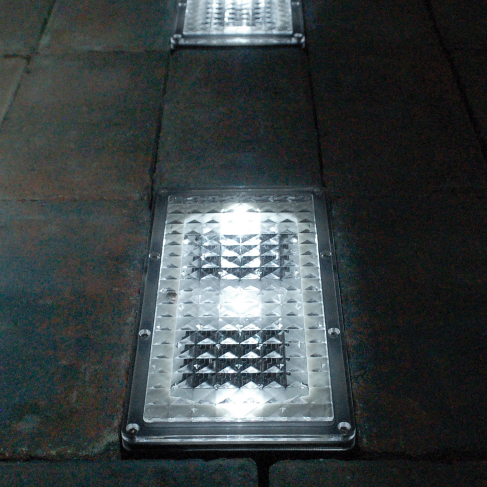 Click to view product details and reviews for Paverlight Solar Brick Lights 2 Pack.