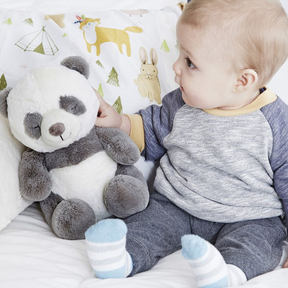 Click to view product details and reviews for Peaceful Panda By Cloud B.