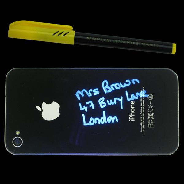 Permanent Uv Marker Pen
