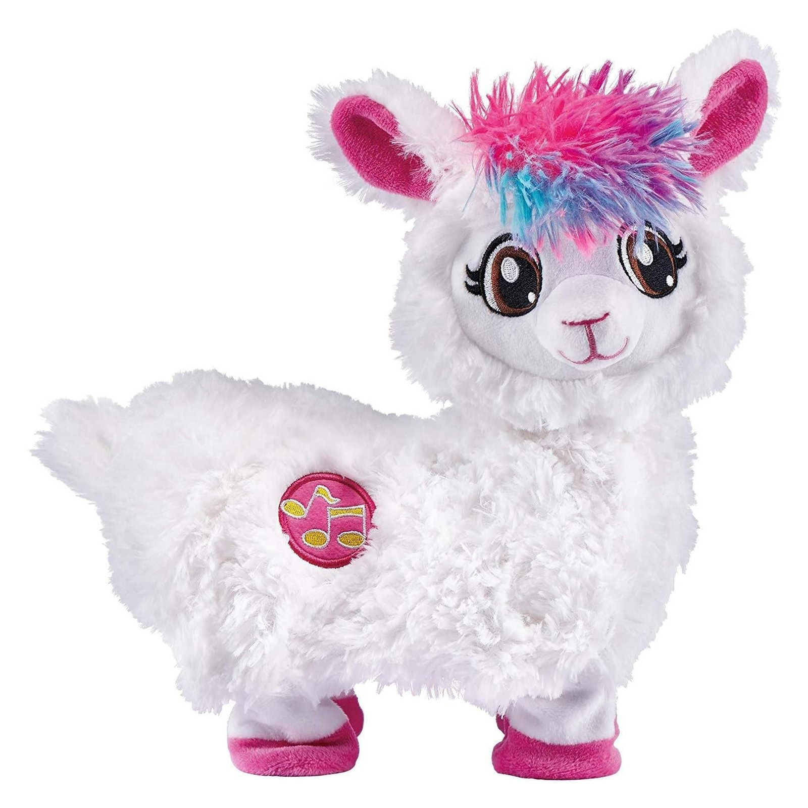 Click to view product details and reviews for Pets Alive Boppi The Booty Shakin Llama.