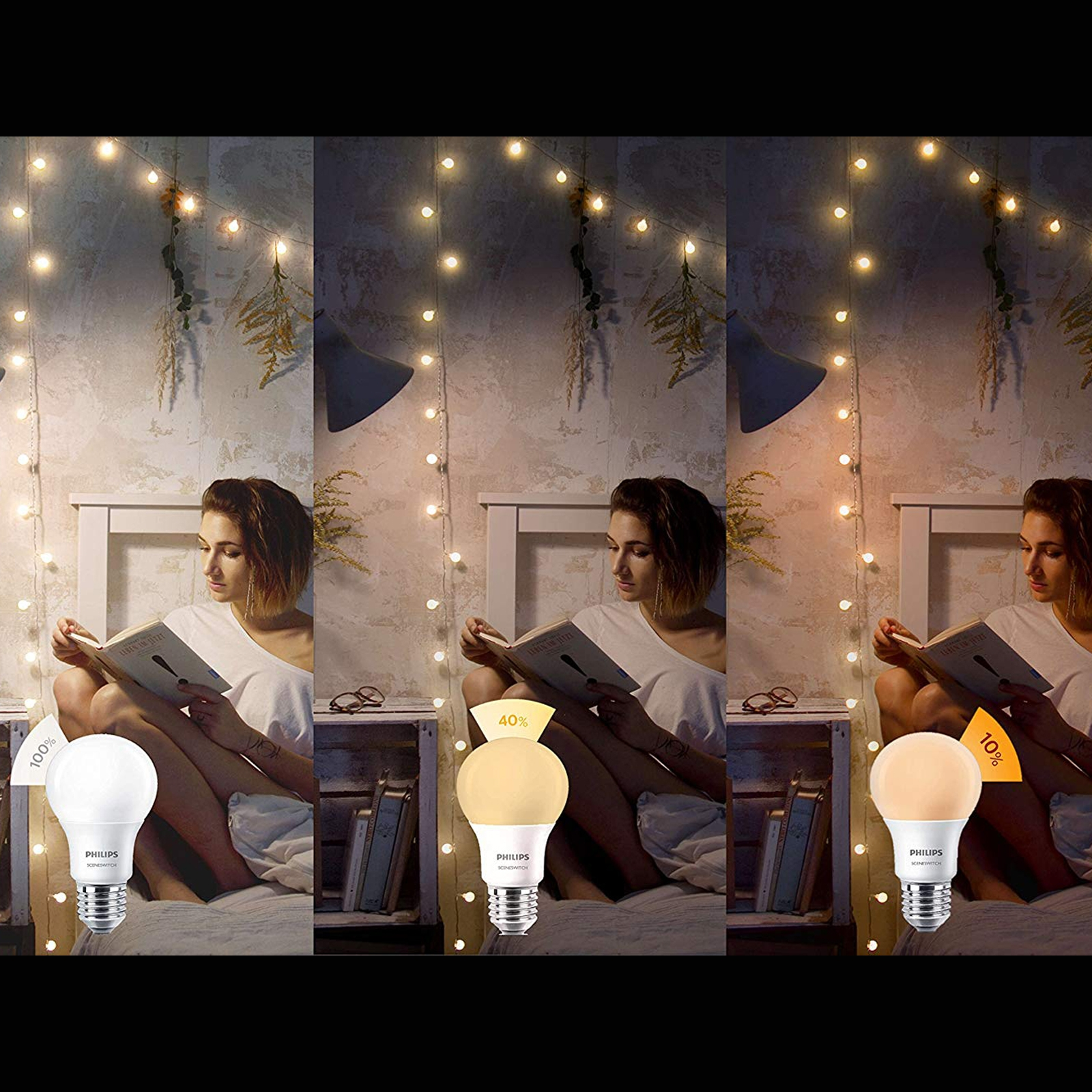 Philips Sceneswitch Bulbs