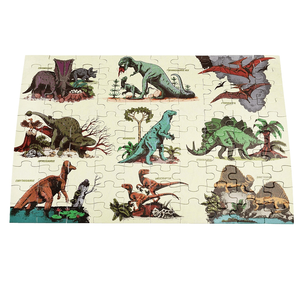Click to view product details and reviews for Prehistoric Land Glow In The Dark Jigsaw Puzzle.