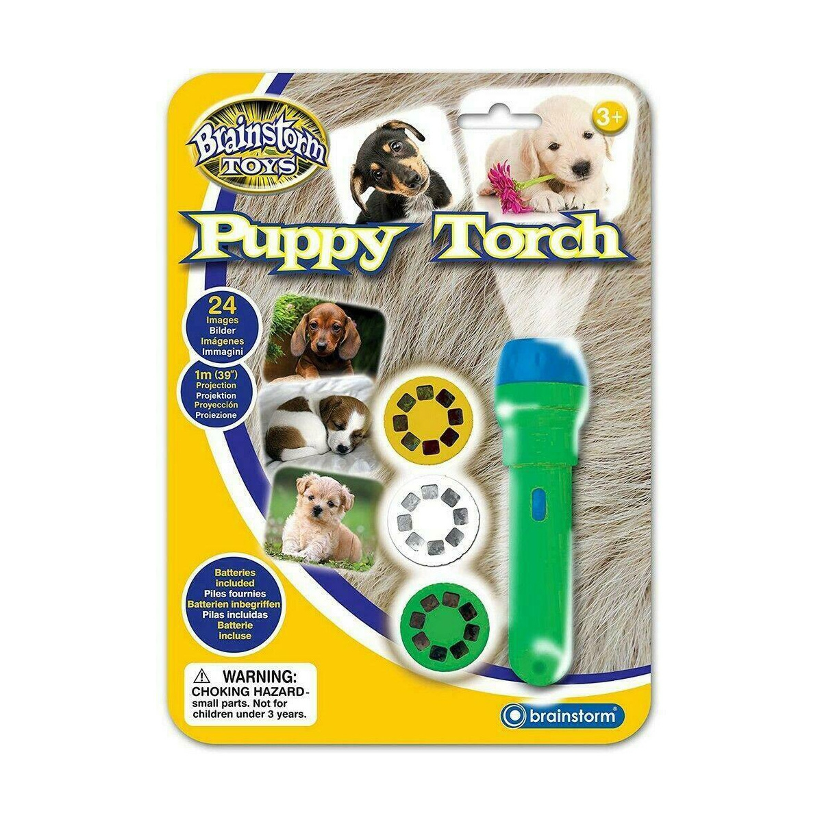 Puppy Torch And Projector