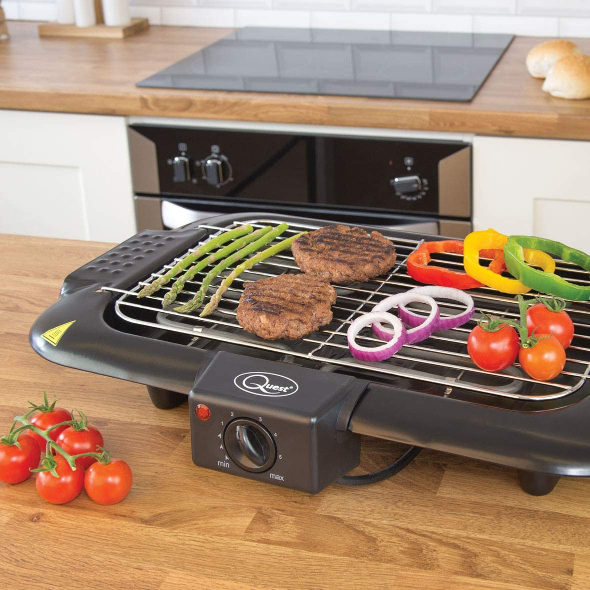 Click to view product details and reviews for Quest Electric Bbq Grill.