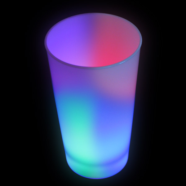 Click to view product details and reviews for Flashing Rainbow Cups Wholesale.