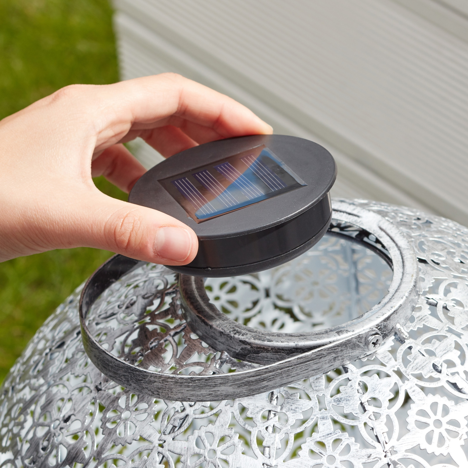 Click to view product details and reviews for Round Replacement Solar Light For Smart Solar.