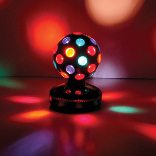 Click to view product details and reviews for Rotating Disco Ball.