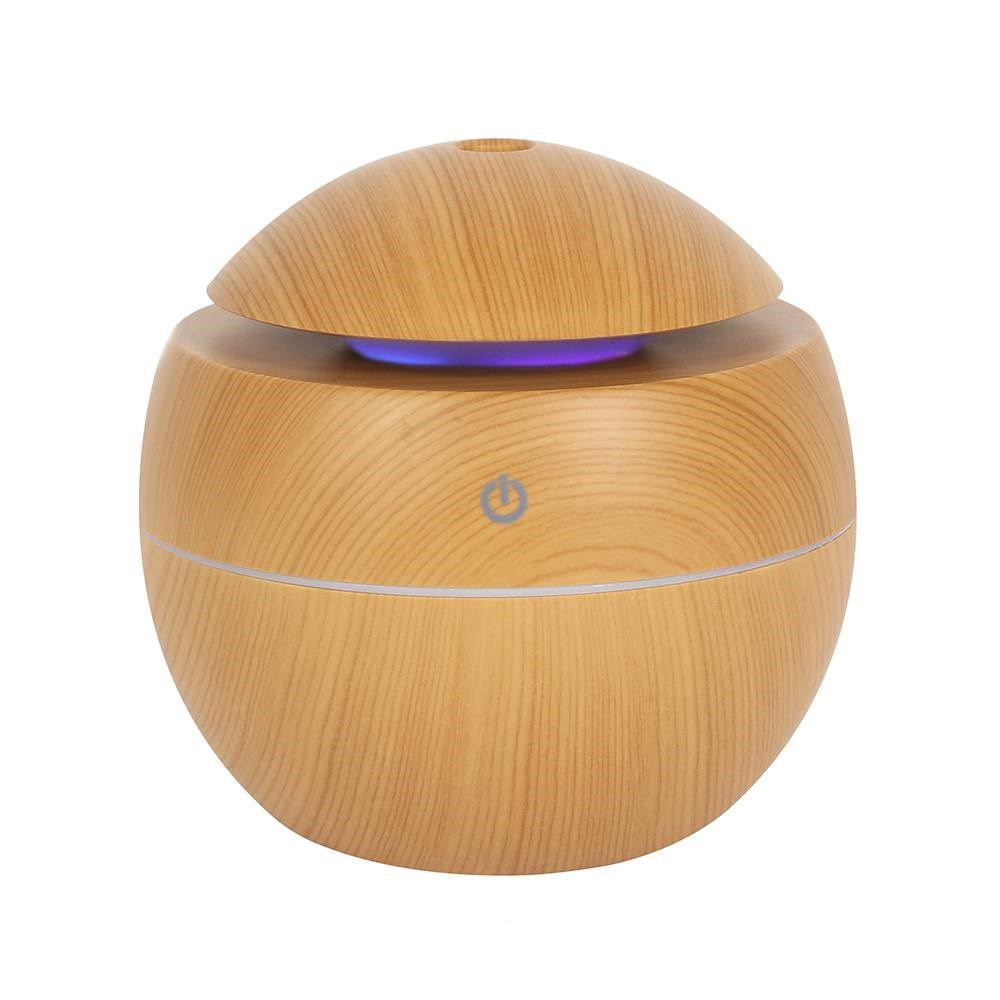 Click to view product details and reviews for Round Wood Grain Aroma Diffuser 69738.