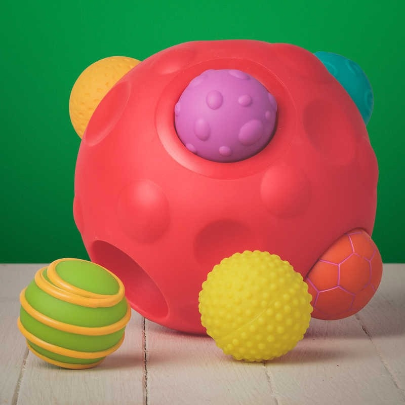 Click to view product details and reviews for Sensory Meteor Ball 7 In 1.