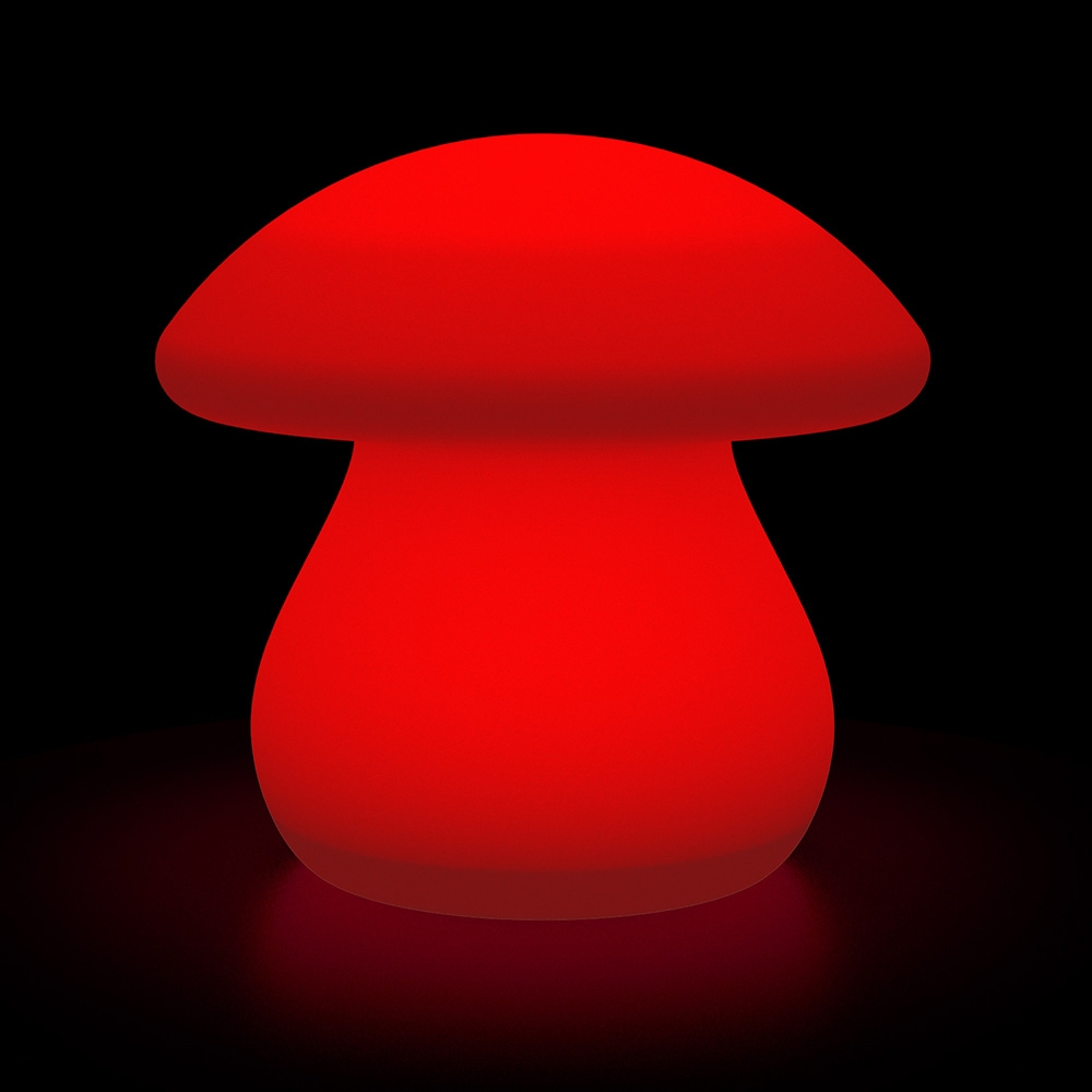 Click to view product details and reviews for Large Solar Mushroom Mood Light.
